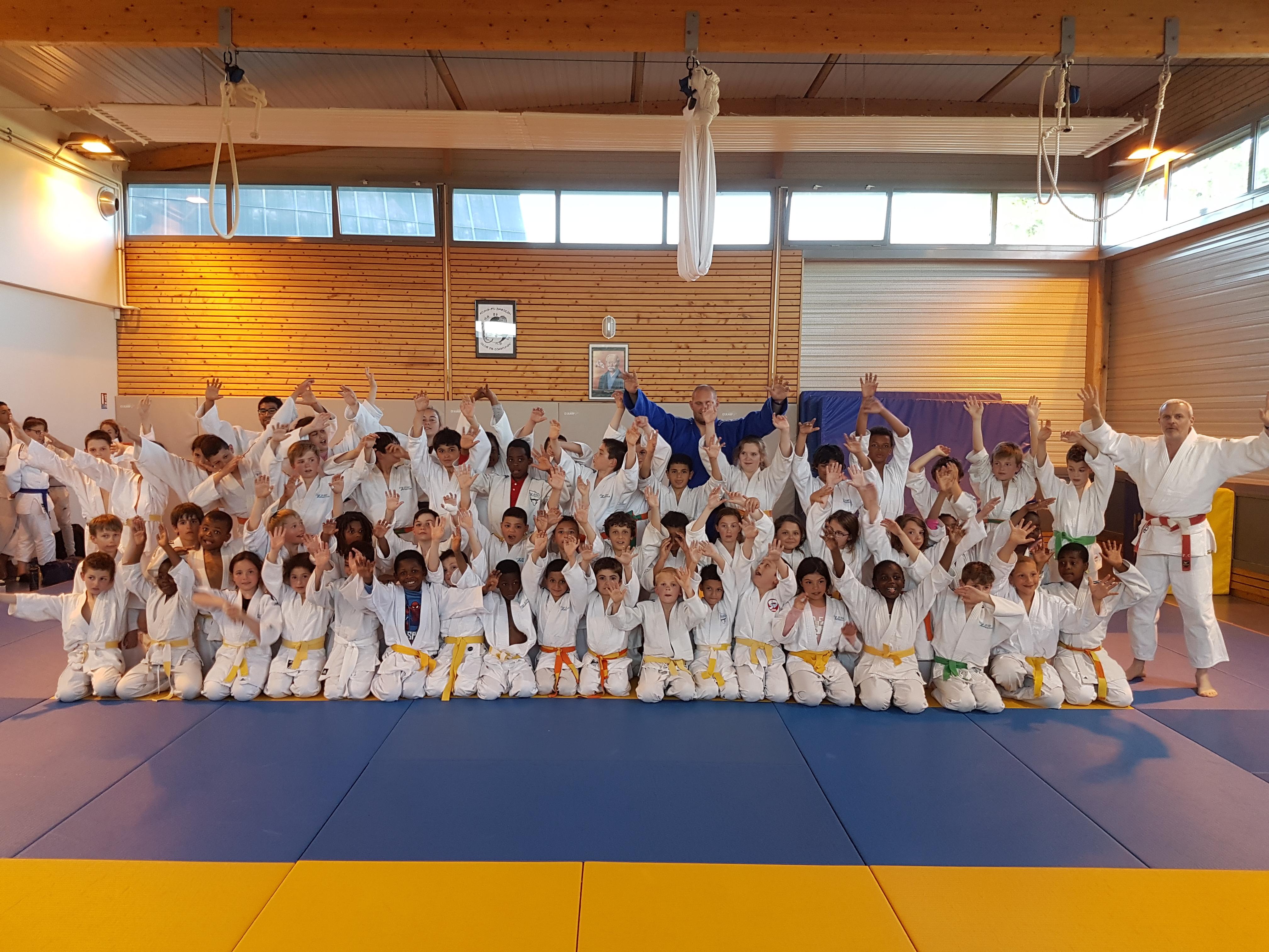 club judo sartrouville