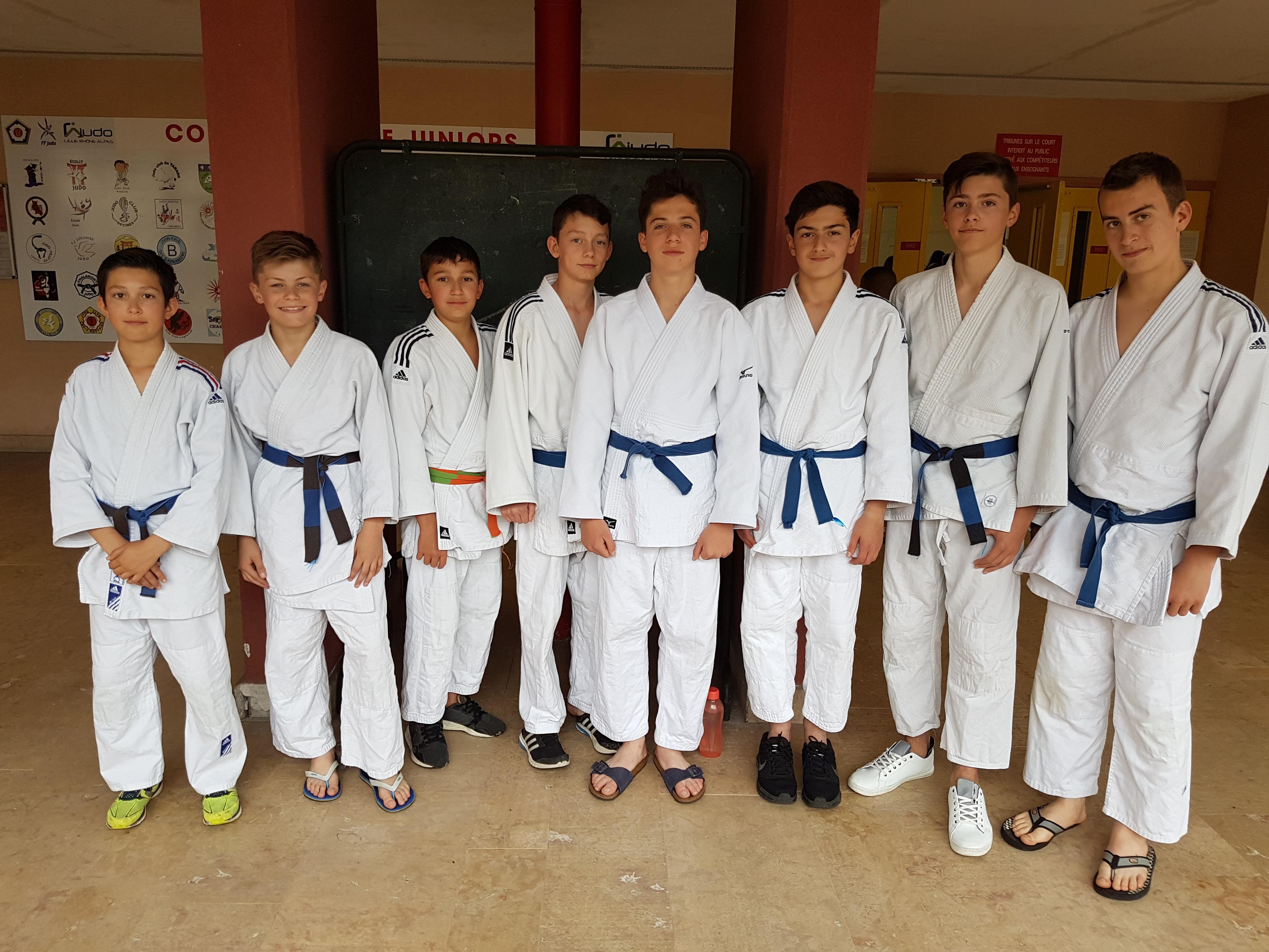 club judo lyon 8